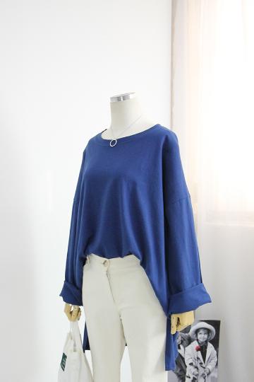 데일리 루즈핏 레이어드 티셔츠 BM15