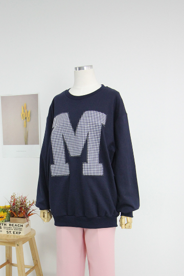 레이 쭈리 맨투맨 티셔츠 LV1378