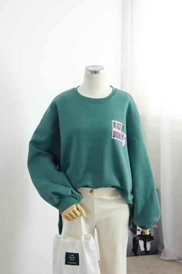 달란트 기모 티셔츠 STM1386