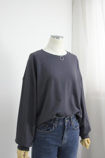 버블 쭈리 맨투맨 티셔츠 STM1528